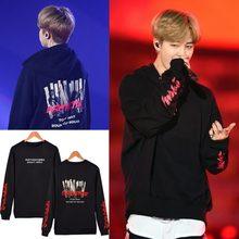 051f6c0697 BTS JIMIN sweatershirt o szyi kobiety bluzy Jimin Jung głupiego Jin J  nadzieję V Suga Rap