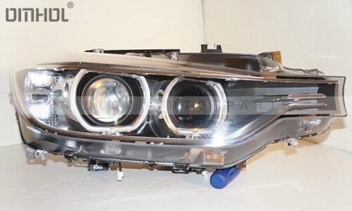 Livraison gratuite pour BMW série 3 F30 F35 HID bi-xénon phare assemblage Refit halogène à Bixenon projecteurs mise à niveau - 3