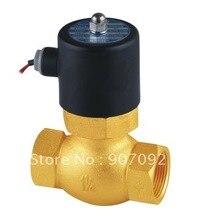 1 — 1/4 » uni-температура D профиль электромагнитный клапан птфэ US-35 2/2 ходовой 2L300-35