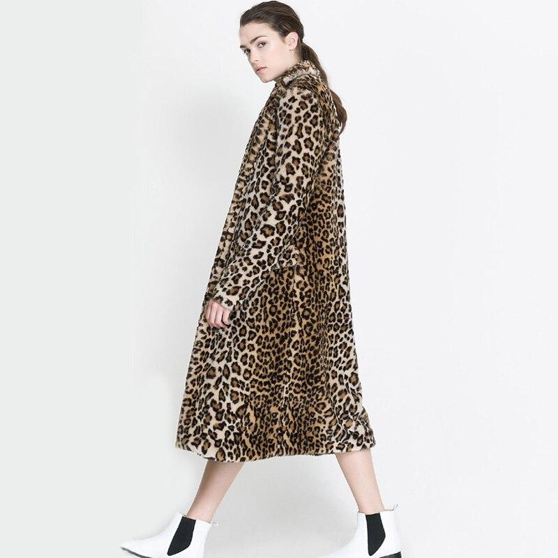 Online Get Cheap Leopard Faux Coat -Aliexpress.com | Alibaba Group