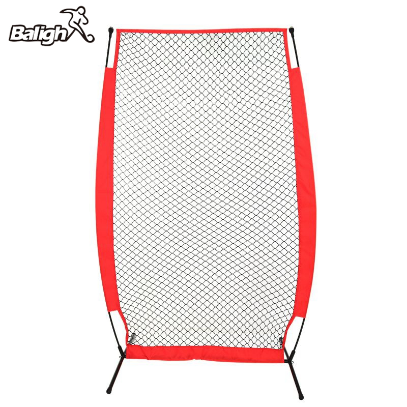 Balight Portable Baseball Softball Practice Net Softball Training Net with Durable Bow Frame Compact Carrying Bag Outdoor игра настольная stupid casual дорожно ремонтный набор