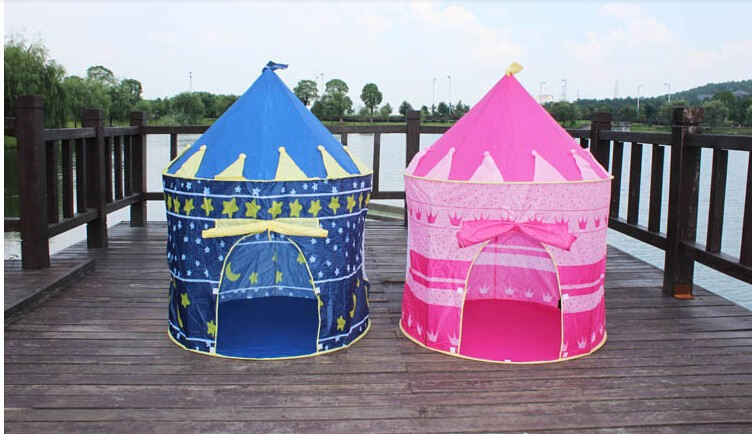Hotsale Ultralarge Children Beach Tent Baby Toy Play Game House Kids Princess Prince Castle Indoor Outdoor Toys Tent for kids