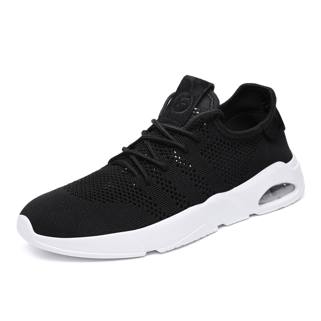3b546f63104 2018 Spring Autumn Men s Sneakers Men Running Shoes Trending Style Sports  Shoes Breathable Trainers Sneakers