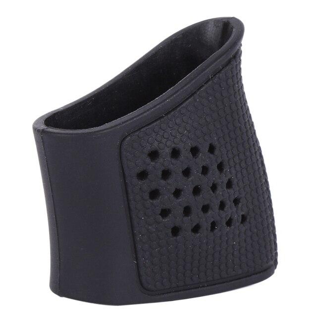 Mini Pistol Grip Anti Slip Sleeve For Ruger Lcp Taurus Tcp Kel Tec P32  Beretta Nano Easy Installation Anti Slip Silica Gel j2s-in Hunting Gun