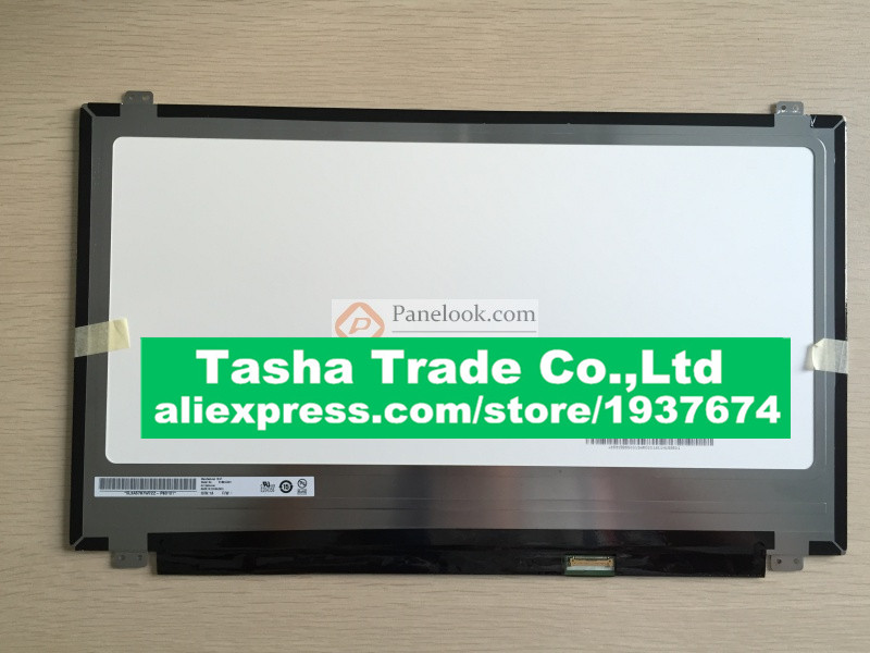 B156HAN01.1 AUO AU Optronics LCD Screen Display 1920*1080 eDP 30pin Matte IPS Screen Compatible Models original 14 inch led 30pin 1920 1080 laptop led lcd screen auo b140han01 2 for lenovo y40 lcd display