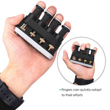 Fitness Finger Exerciser Hand Grip Finger Power Strengthener