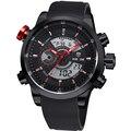 2016 NUEVO WEIDE Marca de Lujo de Los Hombres de Moda de Cuarzo Relojes Digitales Hombres Deportes Casual Reloj Militar del relogio masculino