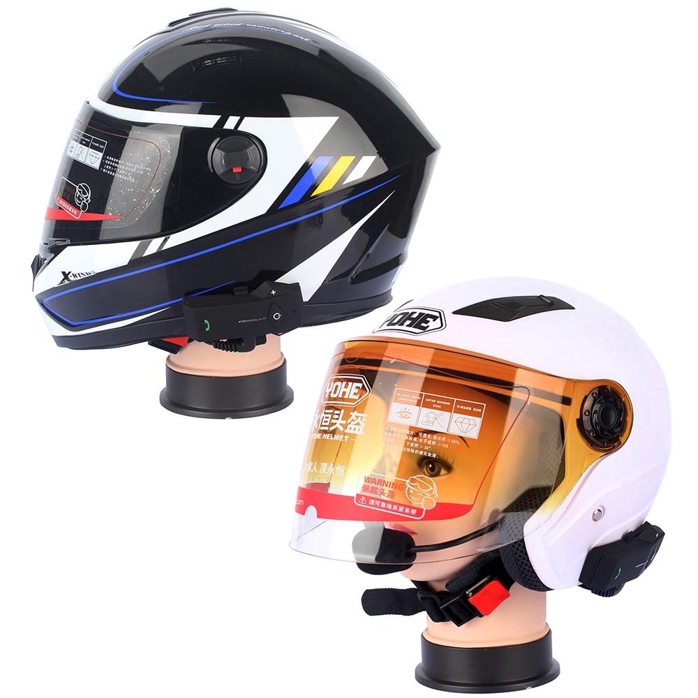 2017 Naujausias nuotolinio valdymo pultas + motociklų šalmas - Motociklų priedai ir dalys - Nuotrauka 6