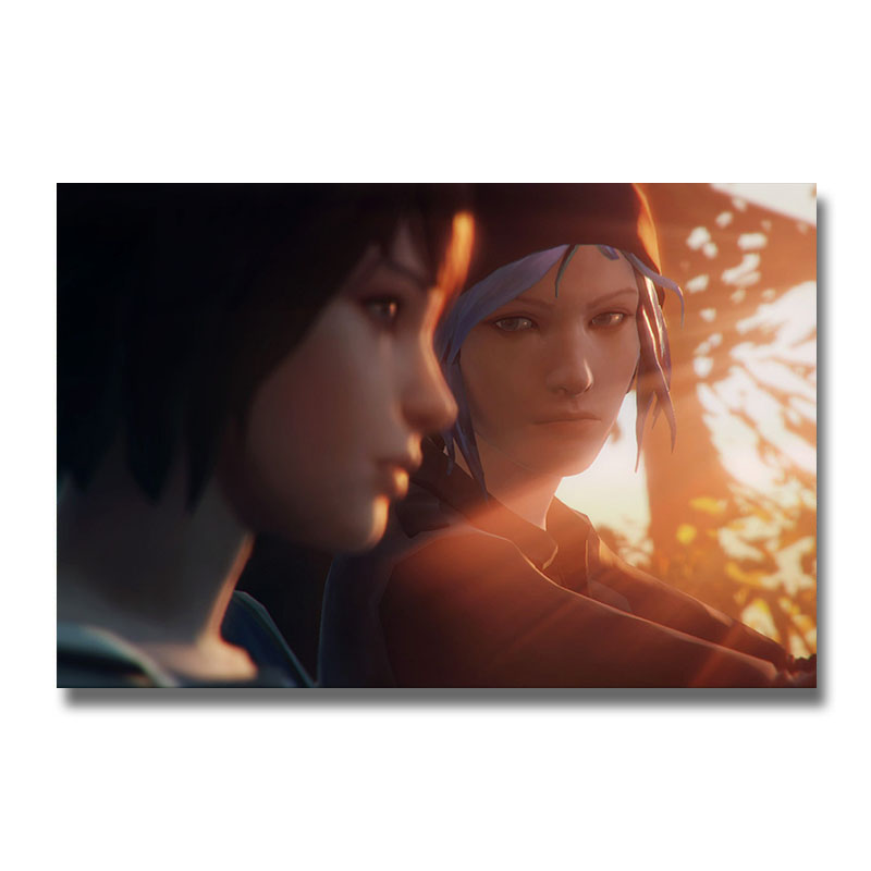 Life is Strange Game Silk Poster Canvas Print 13x20 24x36 inch