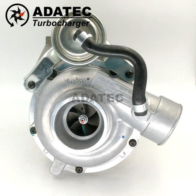 IHI turbo RHF5 8972503640 8972503641 8972503642 full turbocharger 8973125140 turbine VA430015 for ISUZU Trooper 4JX1T 3.0L 157HP
