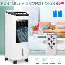 New mechanical remote control air conditioning fan single cold moving large volume S-X-1167A