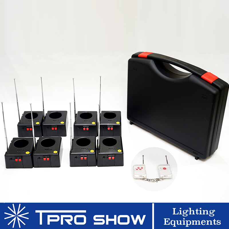 cold-firework-ignition-machine-wireless-remote-pyrotechnics-8-cues-receiver-stage-equipment-fountain-system-1case-8-base-firing