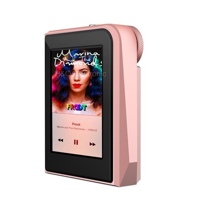 RUIZU A50 DAP HD Lossless Mini Sport MP3 Player With 2.5 Inch Screen HIFI Music Player Support 128G TF Card/DSD256 Audio Player 4