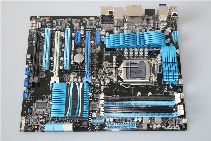 original motherboard for ASUS P8Z68-V/GEN3LGA 1155 DDR3 for i3 i5 i7 cpu 32GB USB3.0 SATA3 Z68 Desktop motherboard Free shipping free shipping original motherboard for asus f1a55 v plus socket fm1 ddr3 boards a55 desktop motherboard