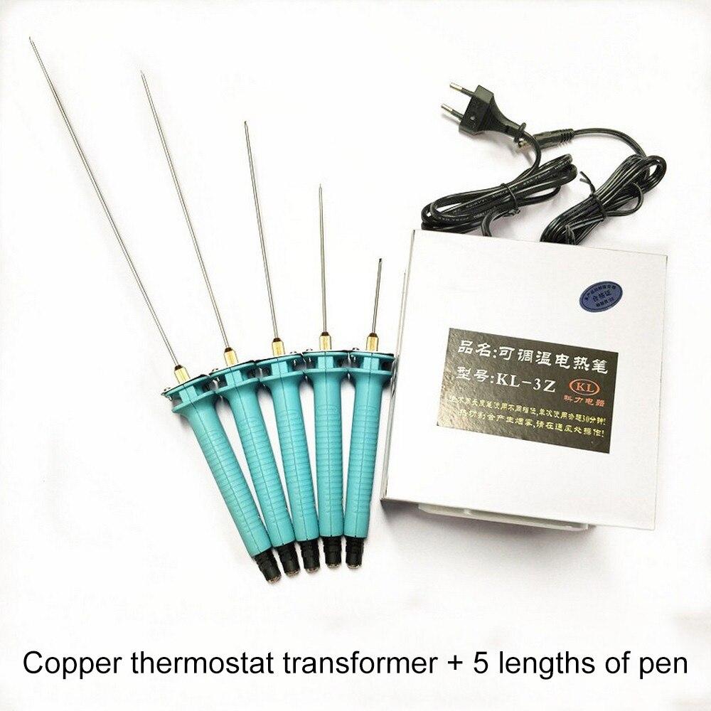 Schaum Cutter Elektrische Styropor Cutter Heißer Draht Polystyrol Schneiden Maschine Stift Einstellbare Temperatur Styropor Schneiden Werkzeuge