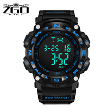 Men Sport Watches Brand 50m Waterproof Digital LED Military Watch Women Outdoor Electronics Wristwatches High Quality Movement