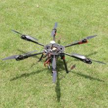 Tarot 680Pro Plegable Hexacopter TL68P00 ARTF y Naza V2 y X4108S 380KV y Hobbywing 30A ESC para FPV Multi-Rotor Combo