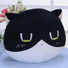 2017 Anime Japanese Axispowers APH Cute Kitten Meow Cartoon Pillow Doll Gift
