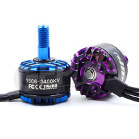 Geprc 1506 3400KV 4100KV indoor FPV through brushless motor RC inpower for racing remote control aircraft helicopter