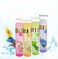 1 unidades de Rose/Pepino/Arándano/Manzanilla 4 spray Tipo brighten hidratante anti-alergia cara Niebla de pulverización 215 ml M3209