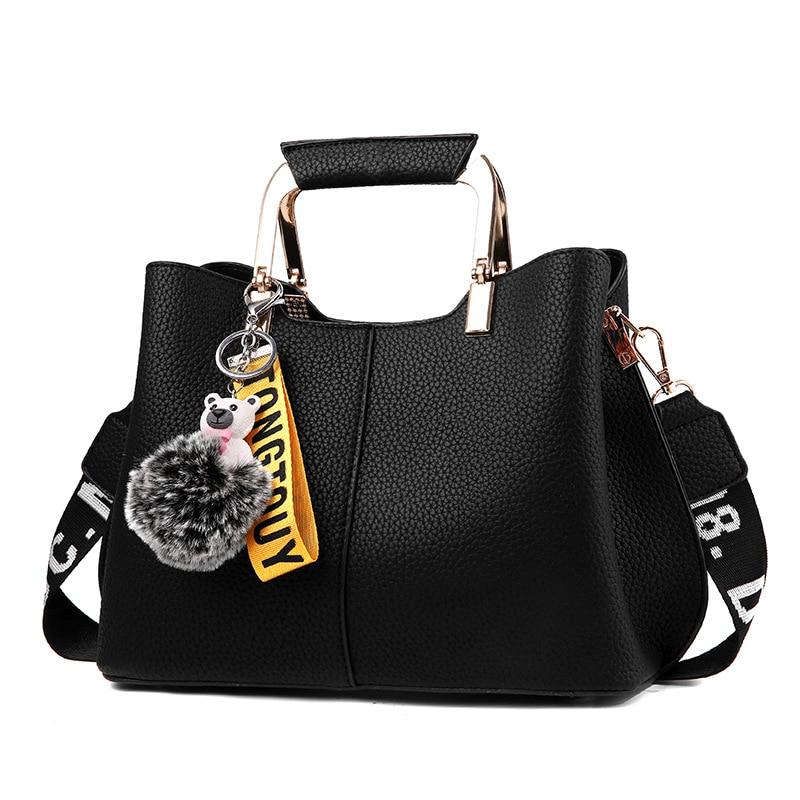 Hot leather bags luxury handbags women bags designer bags handbags women famous brands fashion new high quality tote bolsas D127