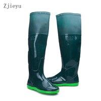 2017 gorąca sprzedaż pcv asker zima woda boty mężczyzna zimy wędkarstwo przeciwpoślizgowe buty kalosze buty Mężczyźni bot mężczyzn kolana wysokie buty