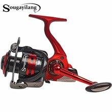 Spinning Fishing Reel 13+1 BB Full Metal Fishing Reel Wheel Left Right Hand BD2000-5000 Series Fishing Reel Wheel Coil de pescar