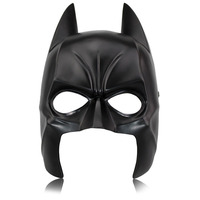 High Quality Resin Batman Mask Collectibles Home Decor Cosplay Party Masquerade Half Face Superhero Masks