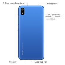 Xiaomi Redmi 7A 7 A 2GB RAM 32GB ROM Mobile Phone 5.45″