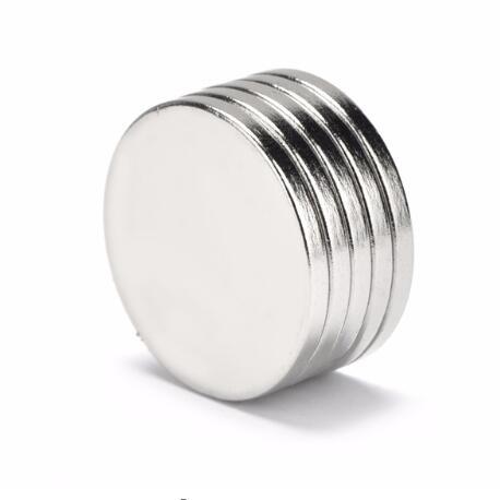 3000 pz 20x2 millimetri Super Strong 20mm x 2mm Potente Disco Rotondo Magnete della Terra Rara Permanente di magneti al neodimio