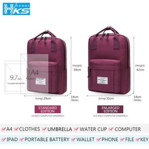 Image 5 - Водонепроницаемые рюкзаки для студентов, школьные сумки для девочек подростков, женский рюкзак топ, дорожная сумка, сумка на плечо, 2020