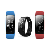 Sports Fitness Tracker Smart Rings smart bracelet fitness tracker for Andriod IOS VS QS80 Bluetooth 4.0