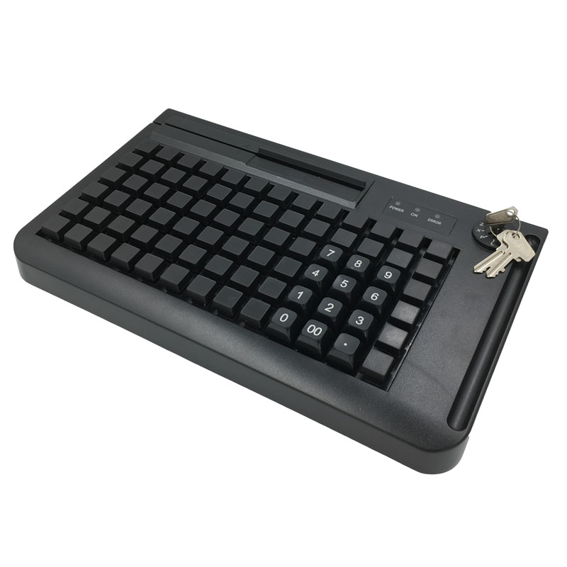 KB78 With 78 switches good tactile feeling Available in USB and PS 2 Interface 78 Keys