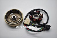 Two stroke scooter DIO 50 Magneto stator coil magneto rotor Suitable for Honda DIO50 DIO 17/18/24/27/28 AT55