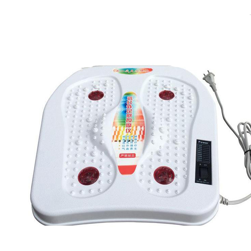 Foot massager massage foot massage instrument infrared heating machine multi-function massager healthsweet 1pc hot electric foot massager foot massage machine for health care infrared with heating and therapy a317