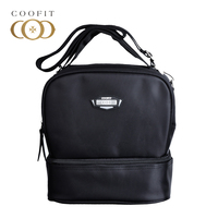Coofit Unisex Insulated Lunch Bag Waterproof Oxford Lunch Box Tote Food Picnic Lunchbag For Women Girls