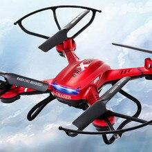 Dron Quadrocopter F181 Drones With Camera HD 4CH 2.4G Remote Control Helicoptero