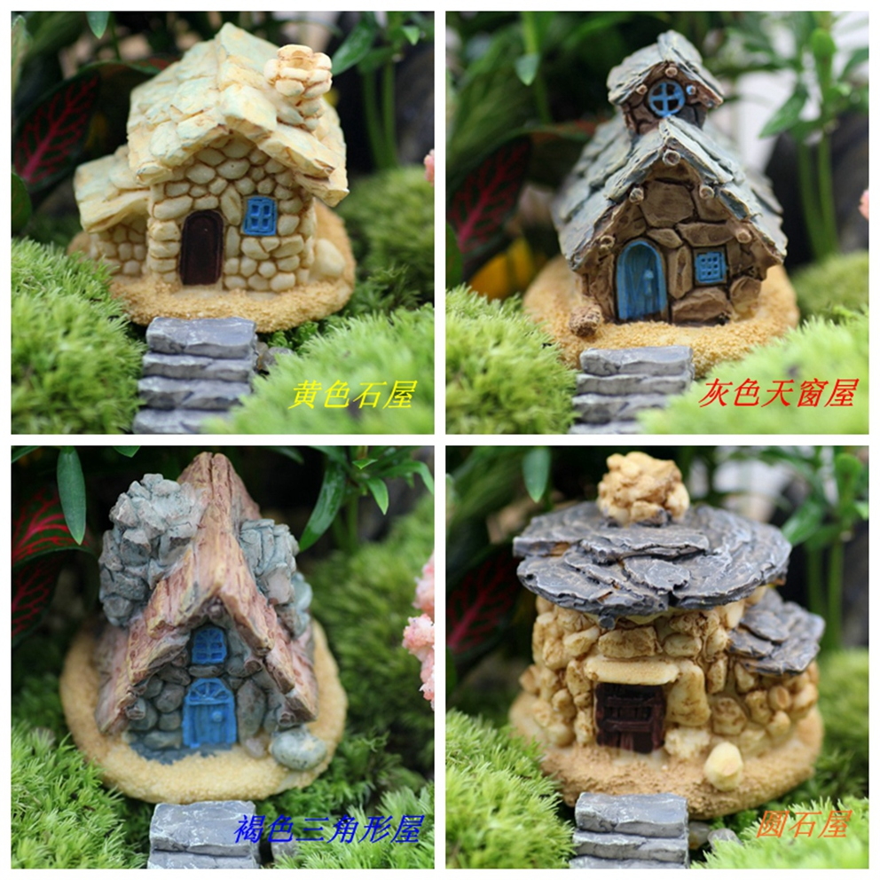 mini cottage from houses cottages plowhearthhouses calvo tag fairy the twogreenthumbs guru miniature janit gardening garden with com