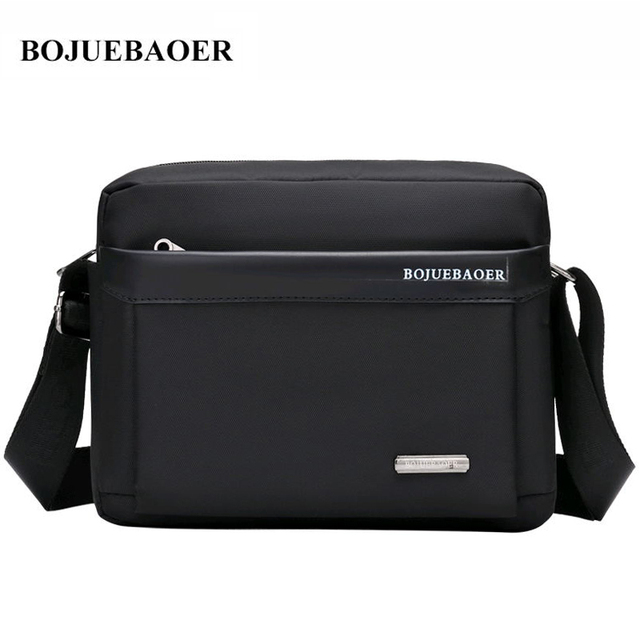 d640ed96be0a Man Bag Famous Brand Men Messenger Bags Business Oxford Briefcase Canvas Male  Small Shoulder Bags For