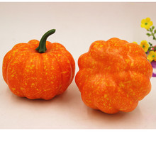 Artificial Foam Pumpkin Home Garden Party Halloween Decor