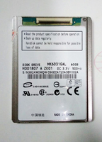 NEW 1 8 CE 60GB MK6031GAL Hard Disk Drive For IPOD CLASSIC HDD ONLY Replace HS081HA