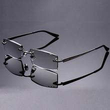 2016 Новый Rrimming Очки Для Чтения Мужчины Женщины Кристалл Алмаза Металлический Каркас Очки Диоптрий 1.5 Часы Высший Сорт Óculos