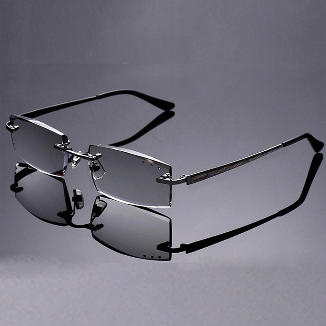 6b09bcb684 2016 New Rrimming Reading Glasses Men Women Diamond Crystal Metal Frame  Prescription Glasses Diopter 1.5 Watch