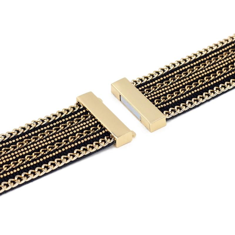 VONNOR Schmuck Armband für Frauen Leder Armreifen Armbänder - Modeschmuck - Foto 5