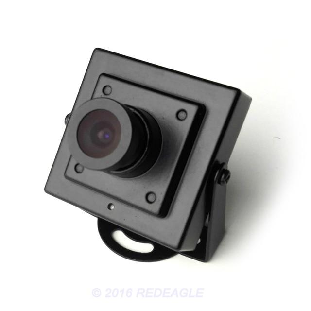 Металлическая 700tvl cmos Проводная Мини микро cctv камера безопасности