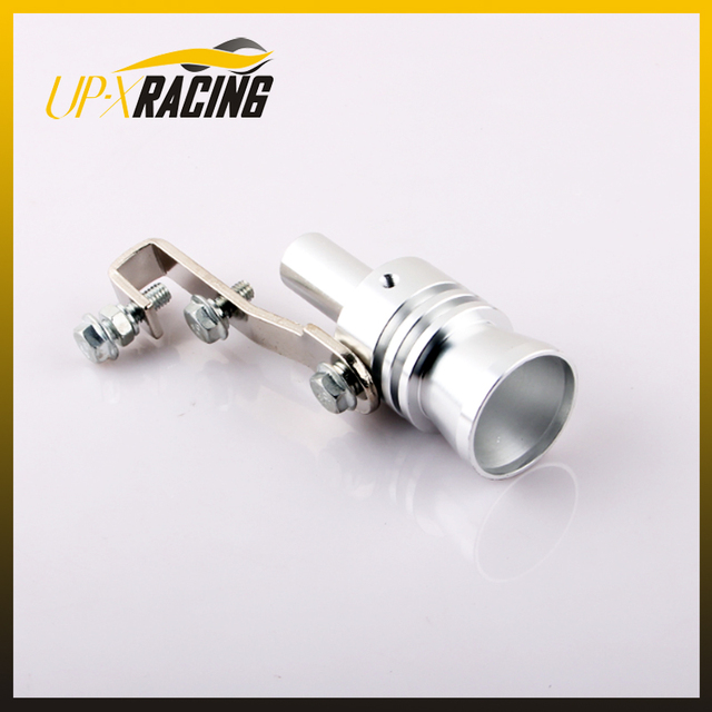Free shipping (SIZE XL) car exhaust sound tip turbo sound Whistler Exhaust Muffler Pipe Fake Blow Off Valve BOV turbo whistler