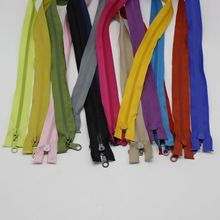 High quality 1pcs 70cm mixed color nylon zipper coil sewing tools tailor clothing accessories