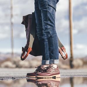 Image 3 - MADEN uomo Slim Skninny Tapered Fit Stretch Lavato Fashion Biker Jeans