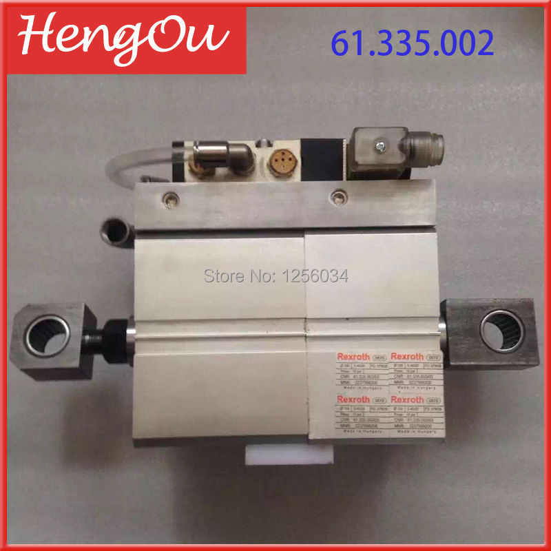 1 piece DHL free shipping 61.335.002 cylinder valve for heidelberg SM102, printing parts SM-102 Combined pressure cylinder
