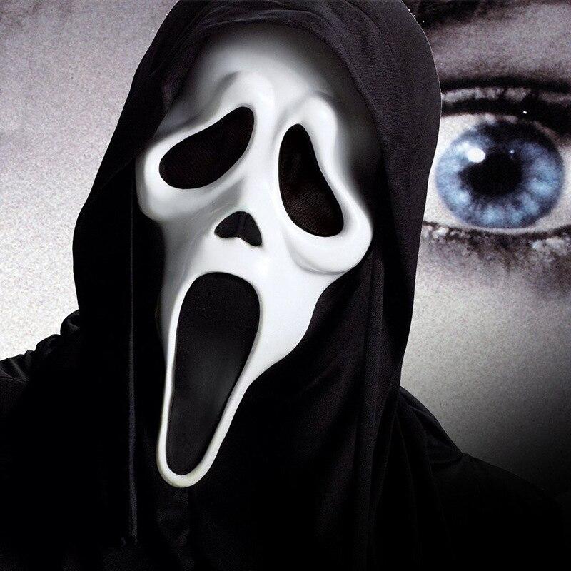 Factory Bombing And Terrorist Death, Halloween Masks Screaming, Halloween Toy Masks, Children's Gifts